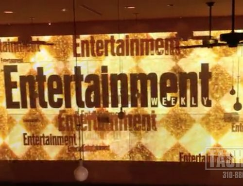 Entertainment Weekly Video Mapping