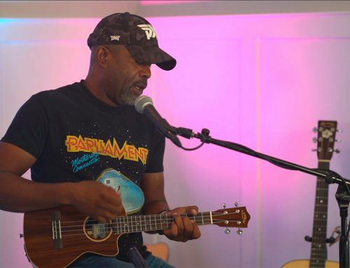 Darius Rucker Live Performance From His Home in Nashville Tenn. August 2020