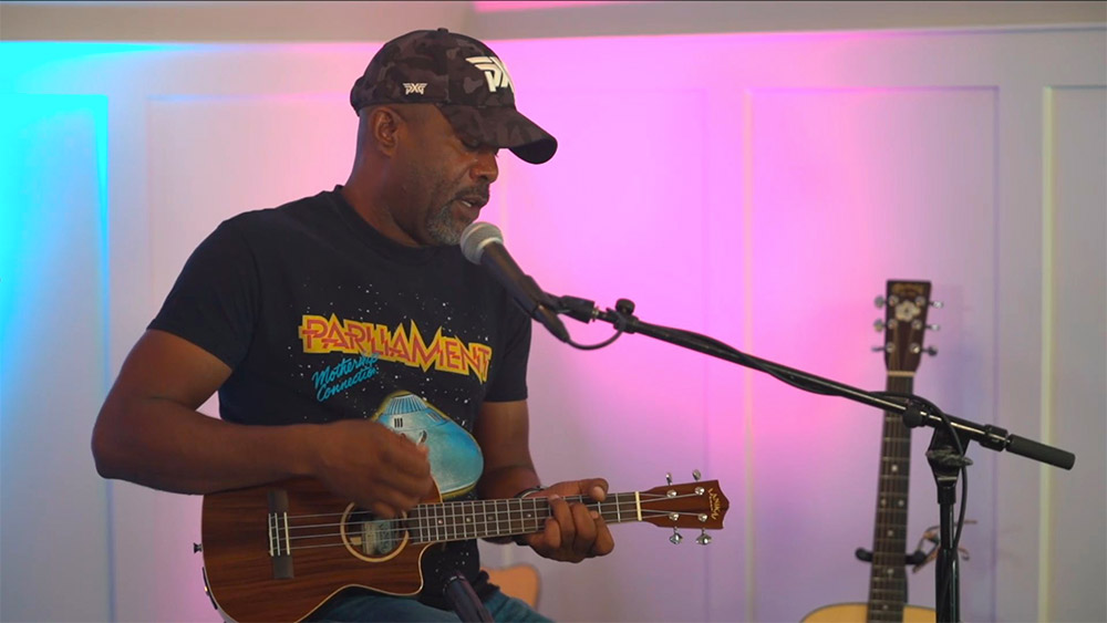 Darius Rucker Live Performance